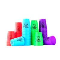 TOP PP plastic cup stacking with high quality