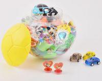 EN71 approval cartoon design mini car small toys
