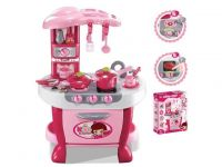 Newest kids play set plastic kitchen toys