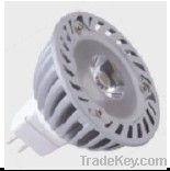 1w spot light  110-240v/12v PW/CW/WW/R/G/B/Y color for choice