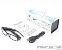 1280x 720P HD spy sunglasses camera  spy glasses 5 mega pixels CMOS