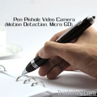 Motion Detection Pen camera Hidden Video Recorder