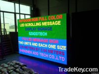 P10mm LED Billboard