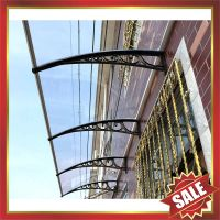diy awning, polycarbonate awning