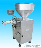 Sausage filling machine