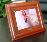 10.4IN LCD Picture Frame With Onboard Memory