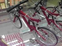 Metal kit bicycle model [DIY]