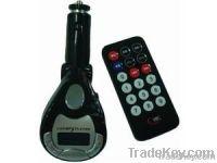 Car MP3 player, FM transmitter