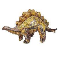 Inflatable Party Advertising Business Sale Lifelike Jurassic Dinosaur Stegosarus