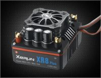 New arrival hobbywing XERUN XR8 Plus 1:8 brushless electronic speed controller for model cars in rc hobby sports
