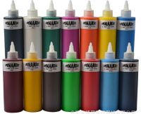Professional dynamic tattoo ink,black colors 28colors body tattoo pigment organic tattoo pigments