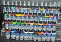 Fusion Ink 50colors 30 ml Tattoo ink  SET