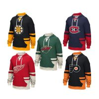 Ice Hockey Warm up Hoodies