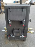 Organic waste magnetic processor