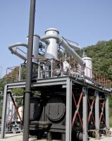 Pyrolysis plant (Best quality)