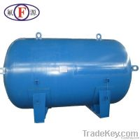glass lined  storage tank