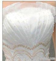 2011 new stle luxury smearing bridal wedding dress