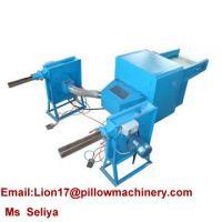 Pillow filling machine