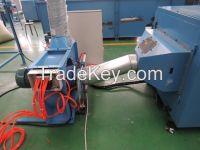 Automatic fiber filling machine