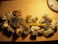 Rough Precious Gemstones