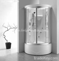 Glass Sauna Steam Room