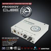 AUDIOTRAK Prodigy CUBE External Sound Card