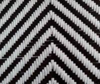 V twill carbon fiber for automotive parts