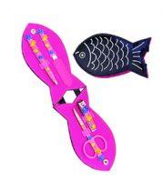 Fish Style 4pcs manicure set