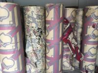 used heat transfer printing paper for flower   packaging paper  floral  wire