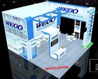 Exhibition Stand Design and build up
