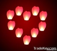 Sky Lanterns  Wishing