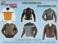 Male/Female Leather Fashion, Biker Jackets, Suit, Coats, Pants