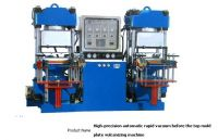 Plate Vulcanizer Machine