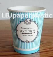 10oz disposable cup, cold cup