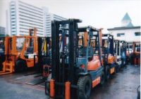 used Forklifts from Japan