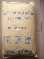 BHT  Butylated hydroxytoluene   antioxidant