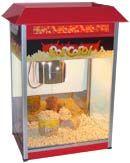 FK Luxury Popcorn Machine