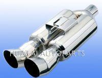 Aluminized Exhaust Muffler