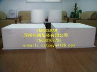 ceramic roller fused silica roller