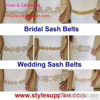 Sash Belts