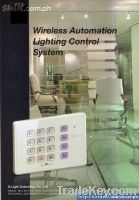 wireless automation lightning control system