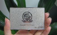 METAL GOLDEN/ SILVER CARD
