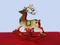 METAL CHRITSYMAS DECORATIONS / HOLIDAY GIFTS/ CHRISTMAS CARDS