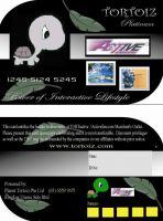 IRREGULAR SHAPE PLASTIC CARD/ LUGGAGE TAG