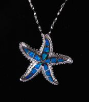 sea star pendant P42