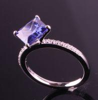 Tanzanite ring YFR201