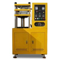 Auto Hydraulic Vulcanizing Press Machine for Rubber