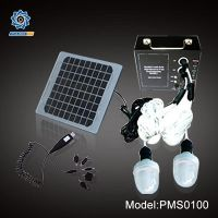 Pulsee solar home system 10w