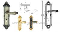 Exporting luxury door locks