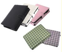 IPAD CASE/IPHONE CASE Notebook Bag/Pu bag/leather case